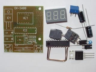 Цифровые вольтметры постоянного тока своими руками